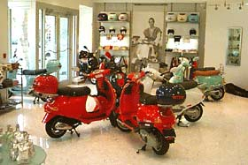 vespa scooters boutique florida